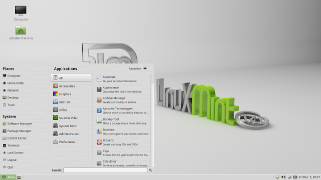 Disponible Linux Mint 17.1 Xfce
