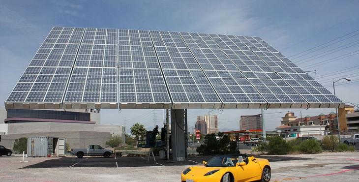 Tesla-Solar-energy